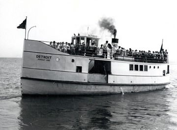 Fr. Edward J. Dowling, S.J. Marine Historical Collection: Detroit