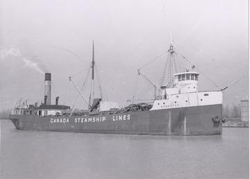 Fr. Edward J. Dowling, S.J. Marine Historical Collection: Edmonton
