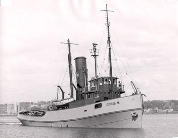 Fr. Edward J. Dowling, S.J. Marine Historical Collection: Chris M.