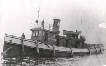 Fr. Edward J. Dowling, S.J. Marine Historical Collection: Fraser