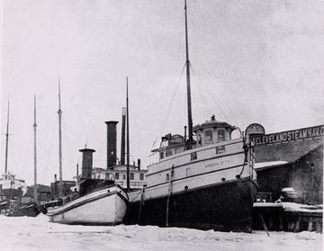 Fr. Edward J. Dowling, S.J. Marine Historical Collection: Garden City