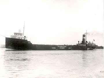 Fr. Edward J. Dowling, S.J. Marine Historical Collection: Glenledi
