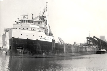 Fr. Edward J. Dowling, S.J. Marine Historical Collection: Buffalo