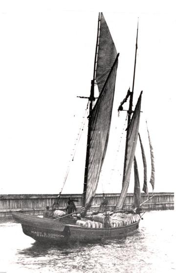 Fr. Edward J. Dowling, S.J. Marine Historical Collection: Charles F. Gordon