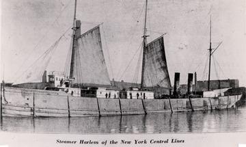 Fr. Edward J. Dowling, S.J. Marine Historical Collection: Harlem