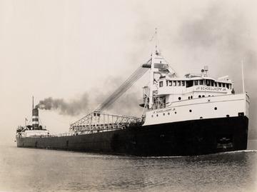 Fr. Edward J. Dowling, S.J. Marine Historical Collection: J. F. Schoellkopf, Jr.