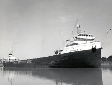 Fr. Edward J. Dowling, S.J. Marine Historical Collection: Nipigon Bay
