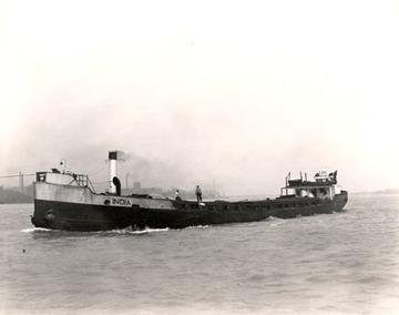 Fr. Edward J. Dowling, S.J. Marine Historical Collection: India