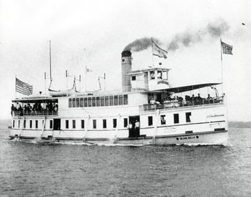 Fr. Edward J. Dowling, S.J. Marine Historical Collection: Island Belle