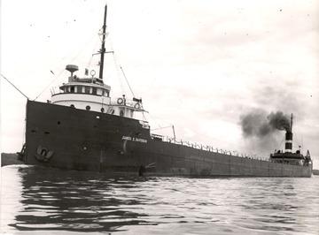 Fr. Edward J. Dowling, S.J. Marine Historical Collection: James E. Davidson, 1950x