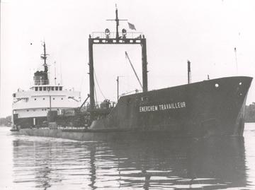 Fr. Edward J. Dowling, S.J. Marine Historical Collection: Enerchem Traveller
