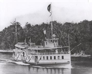 Fr. Edward J. Dowling, S.J. Marine Historical Collection: Islander