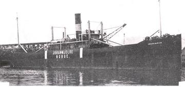 Fr. Edward J. Dowling, S.J. Marine Historical Collection: Johann Mjelde