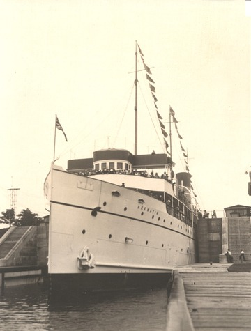 Fr. Edward J. Dowling, S.J. Marine Historical Collection: Keewatin