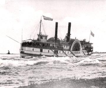 Fr. Edward J. Dowling, S.J. Marine Historical Collection: Algerian