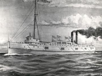 Fr. Edward J. Dowling, S.J. Marine Historical Collection: Lac La Belle