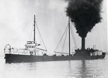 Fr. Edward J. Dowling, S.J. Marine Historical Collection: Lackawanna