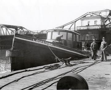 Fr. Edward J. Dowling, S.J. Marine Historical Collection: Louisiana