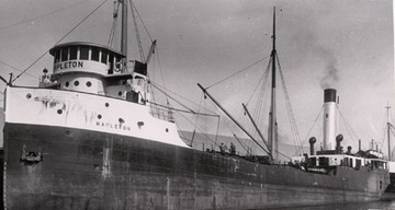 Fr. Edward J. Dowling, S.J. Marine Historical Collection: Mapleton