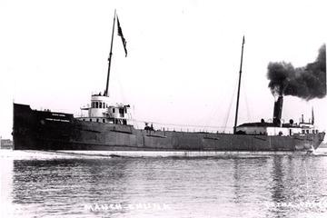 Fr. Edward J. Dowling, S.J. Marine Historical Collection: Mauch Chunk