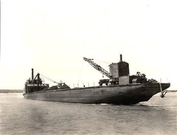 Fr. Edward J. Dowling, S.J. Marine Historical Collection: Michigan