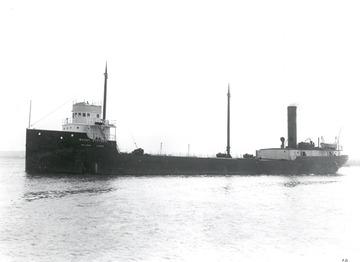Fr. Edward J. Dowling, S.J. Marine Historical Collection: Mount Stephen