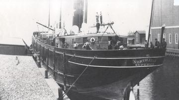 Fr. Edward J. Dowling, S.J. Marine Historical Collection: North Star