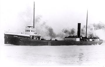 Fr. Edward J. Dowling, S.J. Marine Historical Collection: Nyanza