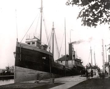 Fr. Edward J. Dowling, S.J. Marine Historical Collection: P. H. Birckhead