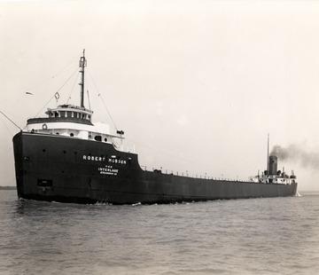 Fr. Edward J. Dowling, S.J. Marine Historical Collection: Robert Hobson