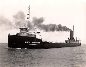 Fr. Edward J. Dowling, S.J. Marine Historical Collection: Cletus Schneider