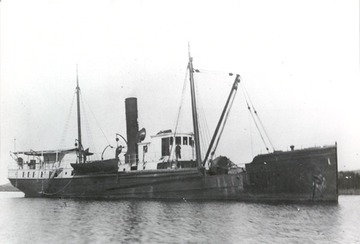 Fr. Edward J. Dowling, S.J. Marine Historical Collection: U.S.L.H.T. Lilac