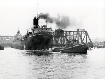 Fr. Edward J. Dowling, S.J. Marine Historical Collection: Ben F. Calvin
