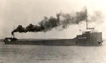 Fr. Edward J. Dowling, S.J. Marine Historical Collection: William E. Corey