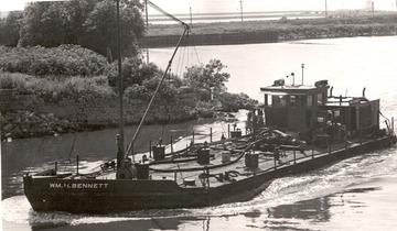 Fr. Edward J. Dowling, S.J. Marine Historical Collection: William H. Bennett