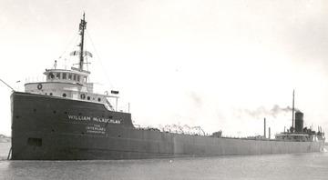 Fr. Edward J. Dowling, S.J. Marine Historical Collection: William McLauchlan
