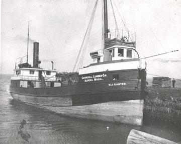 Fr. Edward J. Dowling, S.J. Marine Historical Collection: W. J. Carter