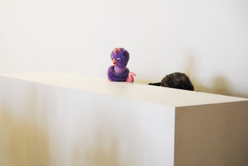 Maurice Greenia, Jr. Collections: Puppet Show at MOCAD 03