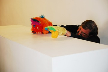 Maurice Greenia, Jr. Collections: Puppet Show at MOCAD 09