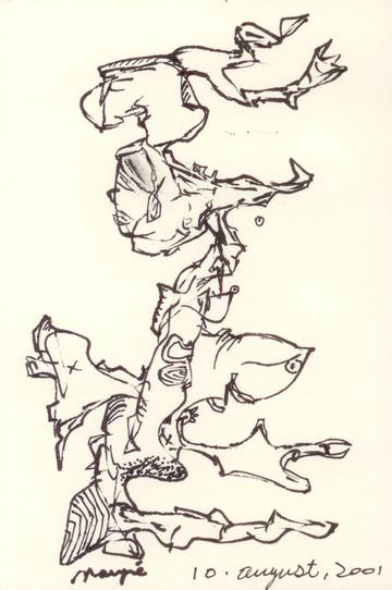 Maurice Greenia, Jr. Collections: Biomorphic Shape