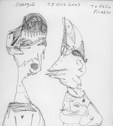 Maurice Greenia, Jr. Collections: to Picasso