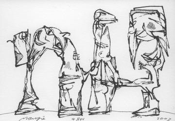 Maurice Greenia, Jr. Collections: U.H. Figure