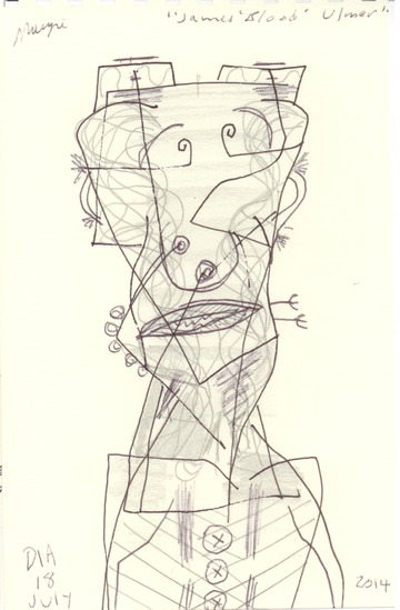 Maurice Greenia, Jr. Collections: Puzzled Figure