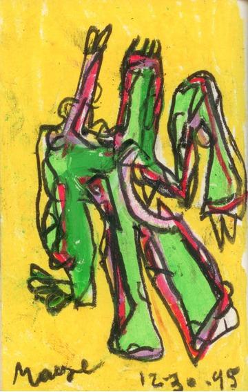 Maurice Greenia, Jr. Collections: Green Beast