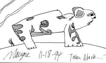 Maurice Greenia, Jr. Collections: Taken Aback