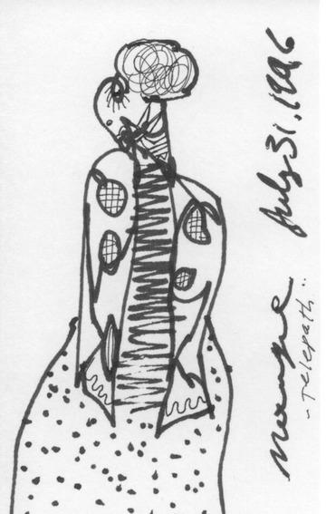 Maurice Greenia, Jr. Collections: Telepath