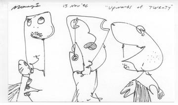 Maurice Greenia, Jr. Collections: Upwards of Twenty