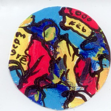 Maurice Greenia, Jr. Collections: Primary Colors
