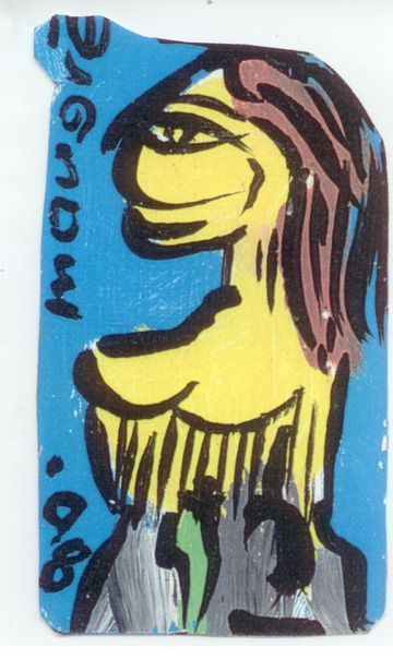 Maurice Greenia, Jr. Collections: Yellow Lady