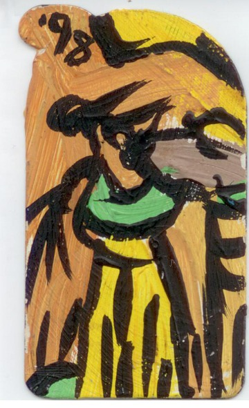 Maurice Greenia, Jr. Collections: Bird